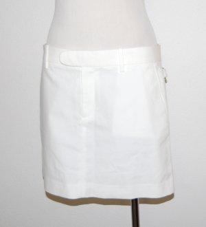 Ralph Lauren Mini Rock in weiß Gr.42
