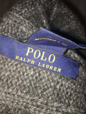 Lauren by Ralph Lauren Bonnet gris anthracite-bordeau