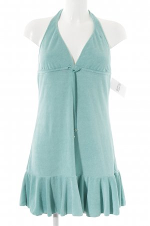 Ralph Lauren Halter Dress turquoise athletic style