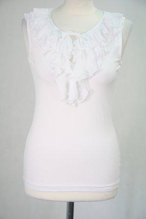Ralph Lauren Oberteil in Weiß