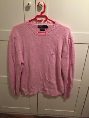 Ralph Lauren Oversized Pullover Rosa