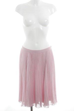 Ralph Lauren Falda plisada rosa