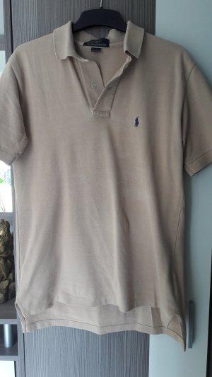 Polo Ralph Lauren Shirt met korte mouwen beige