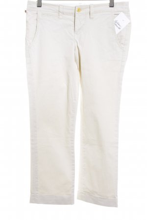 Ralph Lauren Polo Jeans 7/8-Hose creme Casual-Look