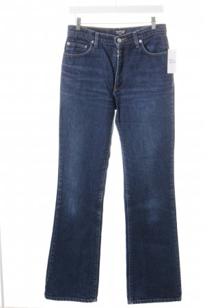 Ralph Lauren Polo Jeans Straight-Leg Jeans blau Casual-Look