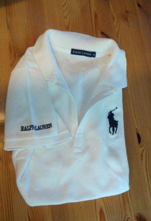 "Ralph Lauren Polo, Modell ""Volley Polo"" Größe S / 36, white"