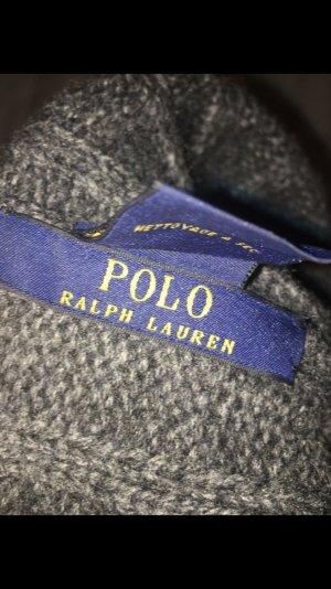 Polo Ralph Lauren Cap anthracite-bordeaux