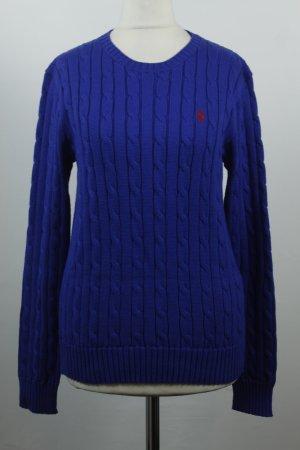 Ralph Lauren Polo Pullover Gr. M blau