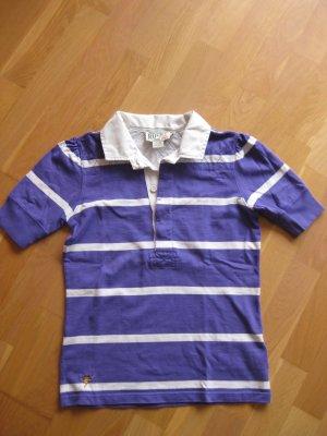 Lauren Jeans Co. Ralph Lauren Polo shirt lila Katoen