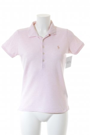 Ralph Lauren Polo-Shirt altrosa Casual-Look