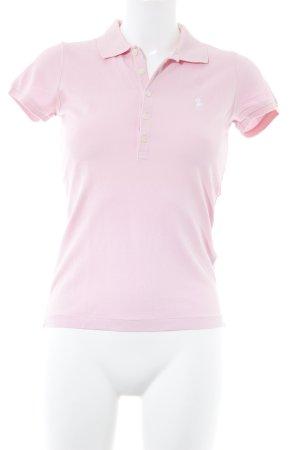 Ralph Lauren Polo-Shirt altrosa sportlicher Stil