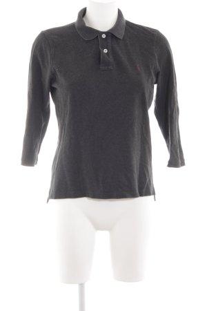 Ralph Lauren Polo-Shirt anthrazit Casual-Look