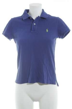 Ralph Lauren Polo bleu style simple
