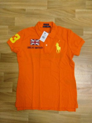 Ralph Lauren Polo Shirt Britain Neu