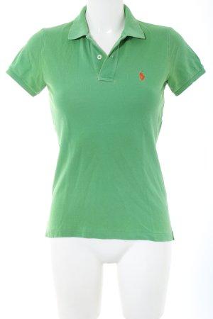 competitive price ef669 b24c7 Ralph Lauren Polo-Shirt grün Casual-Look