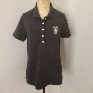 Polo Ralph Lauren Polo Shirt black cotton