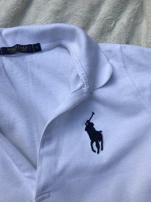 Ralph Lauren, Polo Shirt, Größe S / M in weiß