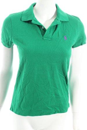 Ralph Lauren Polo-Shirt grün sportlicher Stil