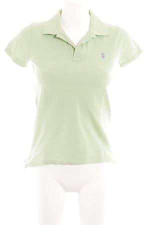 Ralph Lauren Polo verde stile atletico