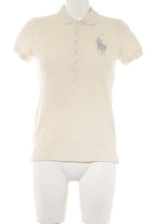 Ralph Lauren Polo-Shirt hellgelb sportlicher Stil