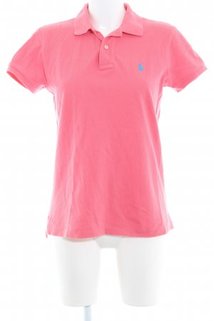 Ralph Lauren Polo-Shirt hellrot Casual-Look