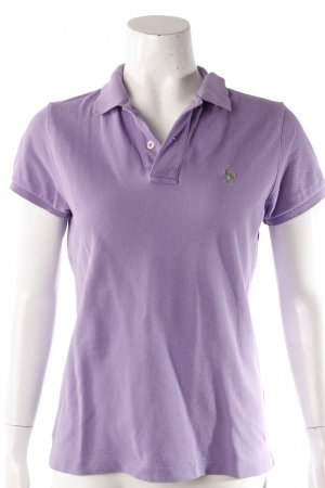 Ralph Lauren Polo-Shirt lila