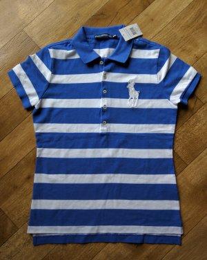 Ralph Lauren Polo Shirt maritim Neu M