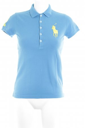 Ralph Lauren Polo-Shirt mehrfarbig Boyfriend-Look