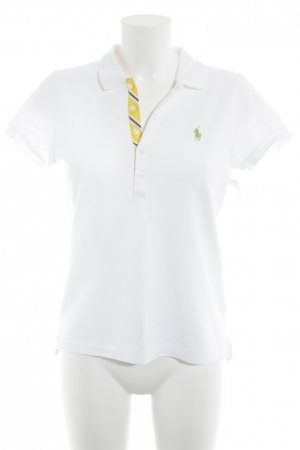 Ralph Lauren Polo-Shirt mehrfarbig Casual-Look