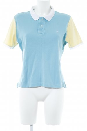 Ralph Lauren Polo-Shirt mehrfarbig College-Look