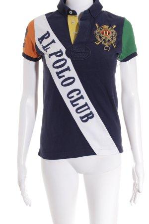 Ralph Lauren Polo-Shirt mehrfarbig klassischer Stil