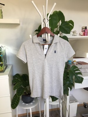 Ralph Lauren Polo Shirt mit V Neck XS/34 Neu
