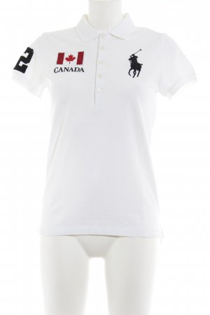 Ralph Lauren Polo-Shirt Motivdruck Casual-Look