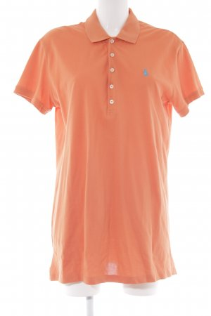 Ralph Lauren Polo-Shirt orange Casual-Look