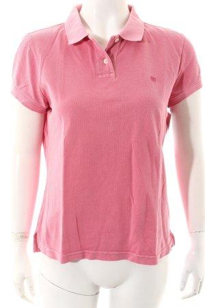 Ralph Lauren Polo-Shirt pink sportlicher Stil
