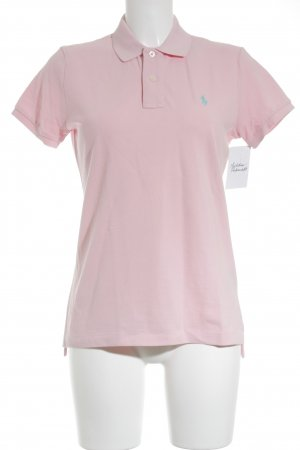 Ralph Lauren Polo-Shirt rosa Business-Look