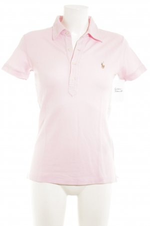 Ralph Lauren Polo-Shirt rosa Casual-Look
