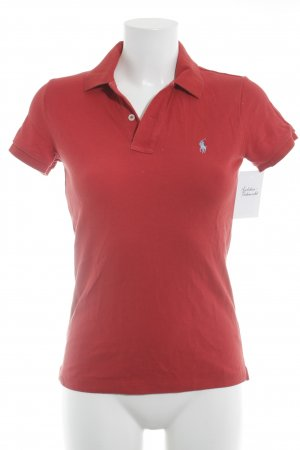 Ralph Lauren Polo rouille style simple