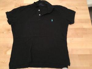 Ralph Lauren Polo Shirt - schwarz - Größe XL