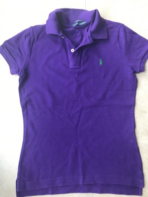 Ralph Lauren Polo Shirt Slim Fit Gr S