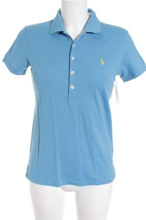 Ralph Lauren Polo-Shirt türkis sportlicher Stil