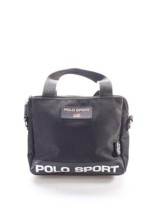 Ralph Lauren Polo Sport Henkeltasche black