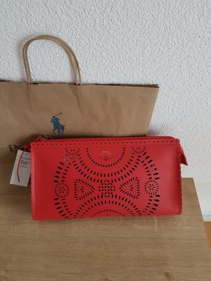 Lauren by Ralph Lauren Borsa clutch multicolore Pelle