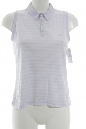 Ralph Lauren Top Polo motif rayé style simple