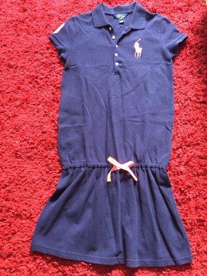 Ralph Lauren Robe Polo bleu