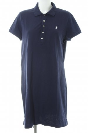Ralph Lauren Polo Dress dark blue casual look