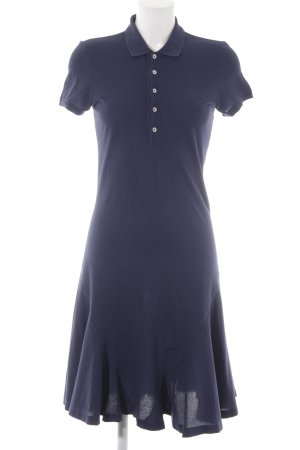 Ralph Lauren Polo Dress dark blue simple style