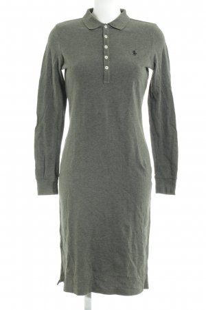 Ralph Lauren Polo Dress dark grey casual look