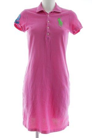 Ralph Lauren Polo Dress multicolored casual look