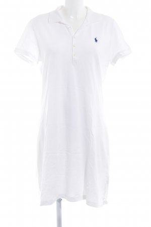 Ralph Lauren Polo Dress white simple style